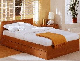 1,5 спальные кровати